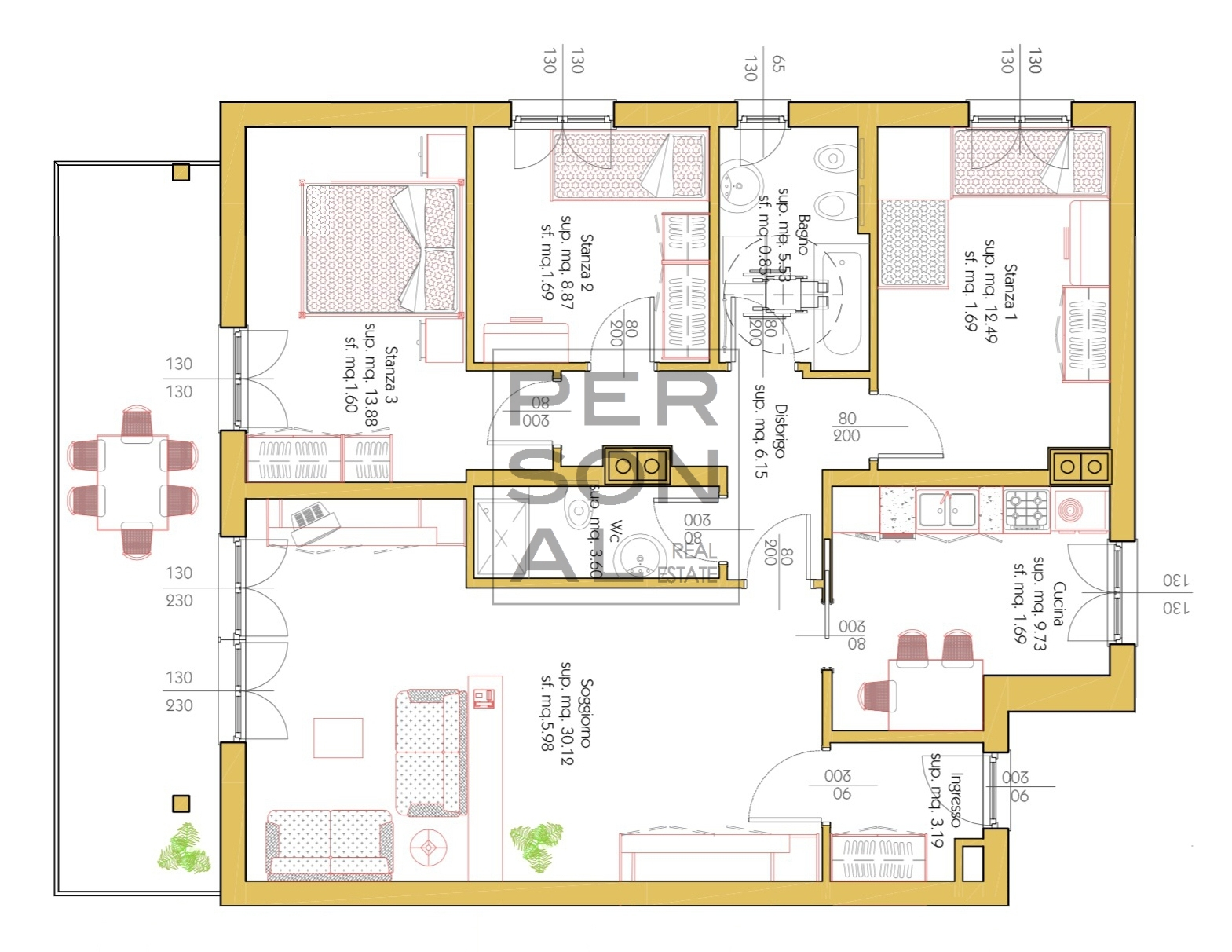 Appartamento in Vendita a Cavedine - Cod. X-T-219