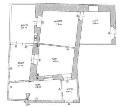 Appartamento in Vendita a Lasino