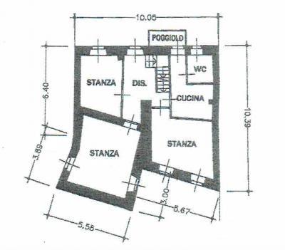 Porzione Casa in Vendita a Cavedine