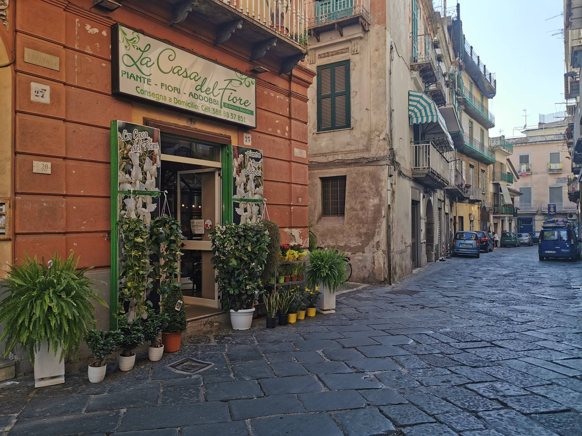 Negozio / Locale in vendita a Nola, 9999 locali, prezzo € 43.000 | CambioCasa.it