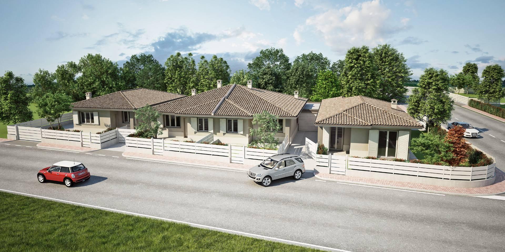 Villa in vendita a Bressana Bottarone, 3 locali, prezzo € 187.000 | CambioCasa.it