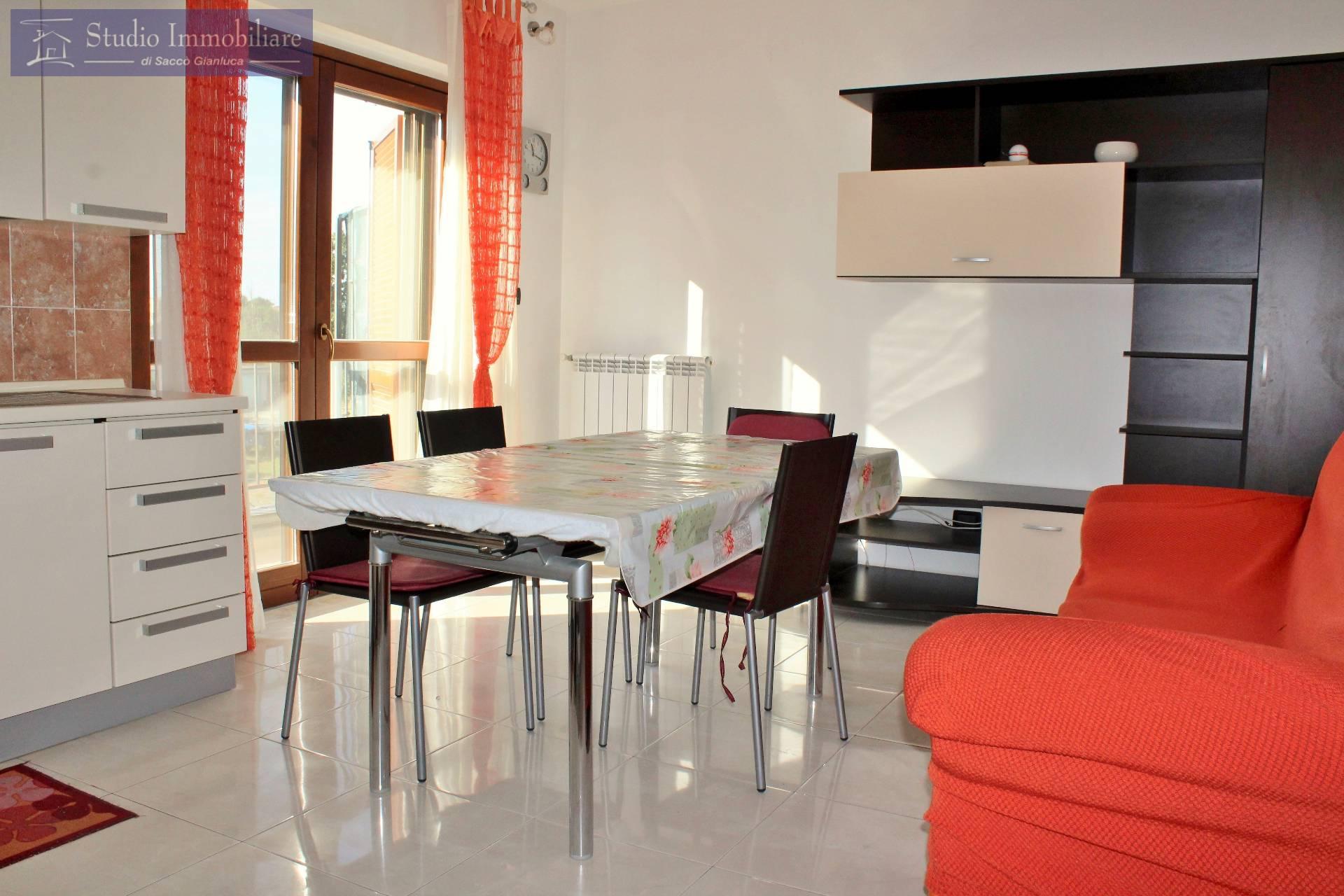 Appartamento in vendita a Pinarolo Po, 2 locali, prezzo € 85.000   CambioCasa.it