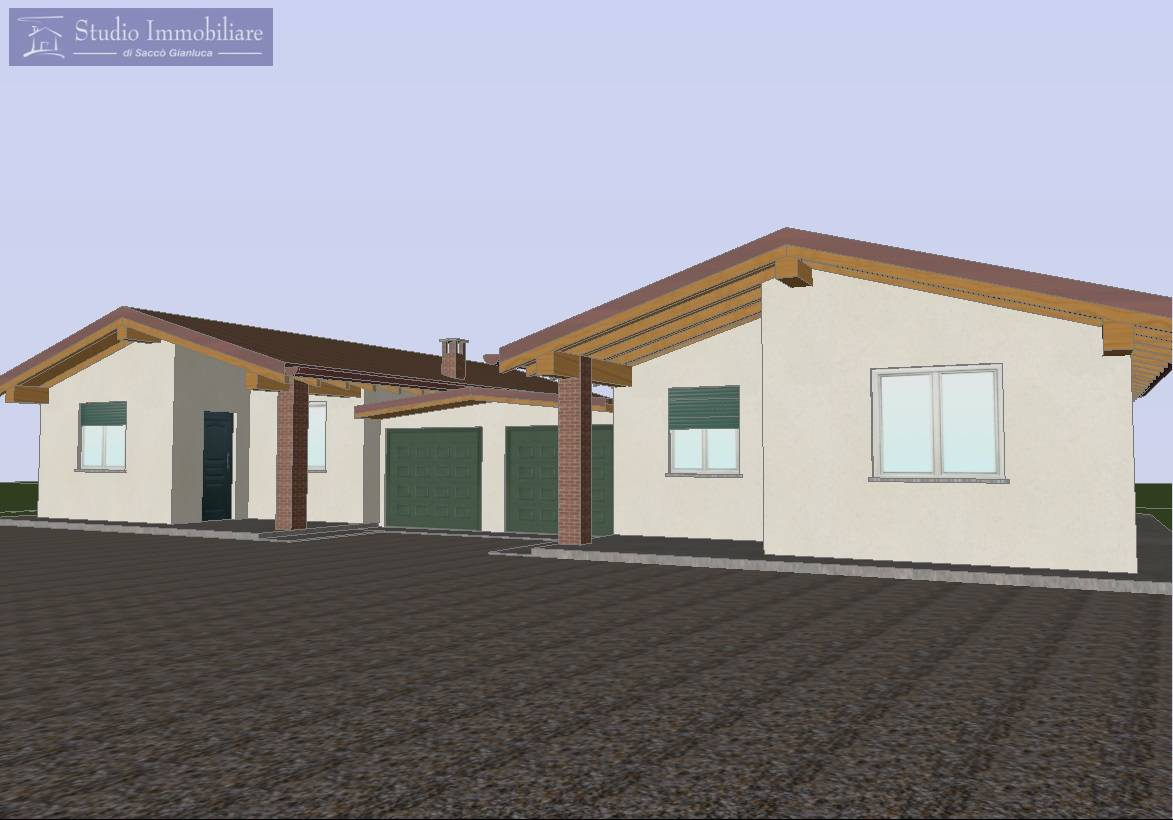 Villa Bifamiliare in vendita a Lungavilla, 3 locali, prezzo € 178.000 | CambioCasa.it