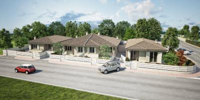 Villa in Vendita a Bressana Bottarone