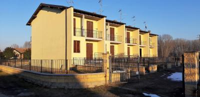 Villetta a schiera in Vendita a Pinarolo Po