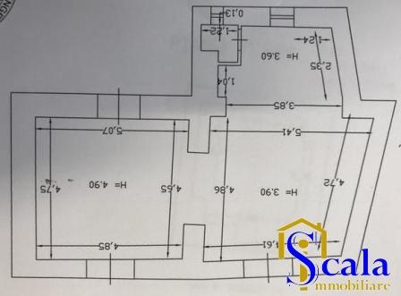 Negozio / Locale in affitto a Santa Maria Capua Vetere, 9999 locali, prezzo € 450 | Cambio Casa.it