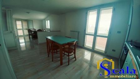 Attico / Mansarda in affitto a San Tammaro, 3 locali, prezzo € 380 | Cambio Casa.it