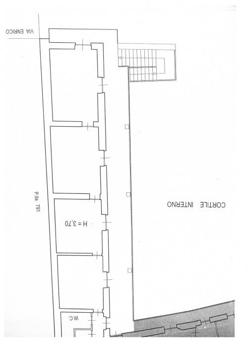 ufficio in Affitto a San Prisco