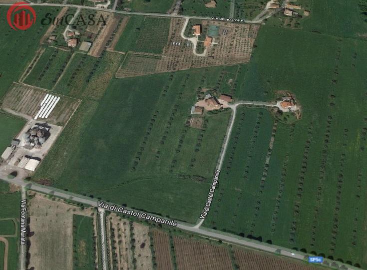 Terreno Agricolo in vendita a Cerveteri, 9999 locali, zona Località: cerveteri, prezzo € 75.000   CambioCasa.it