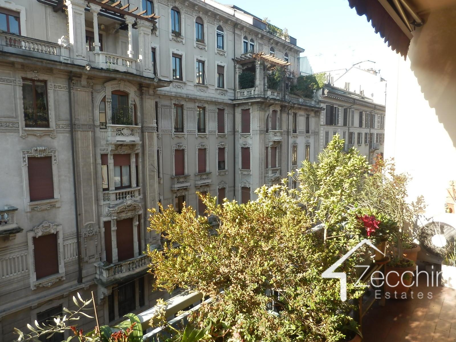 Villa in vendita a Milano in Via Della Moscova