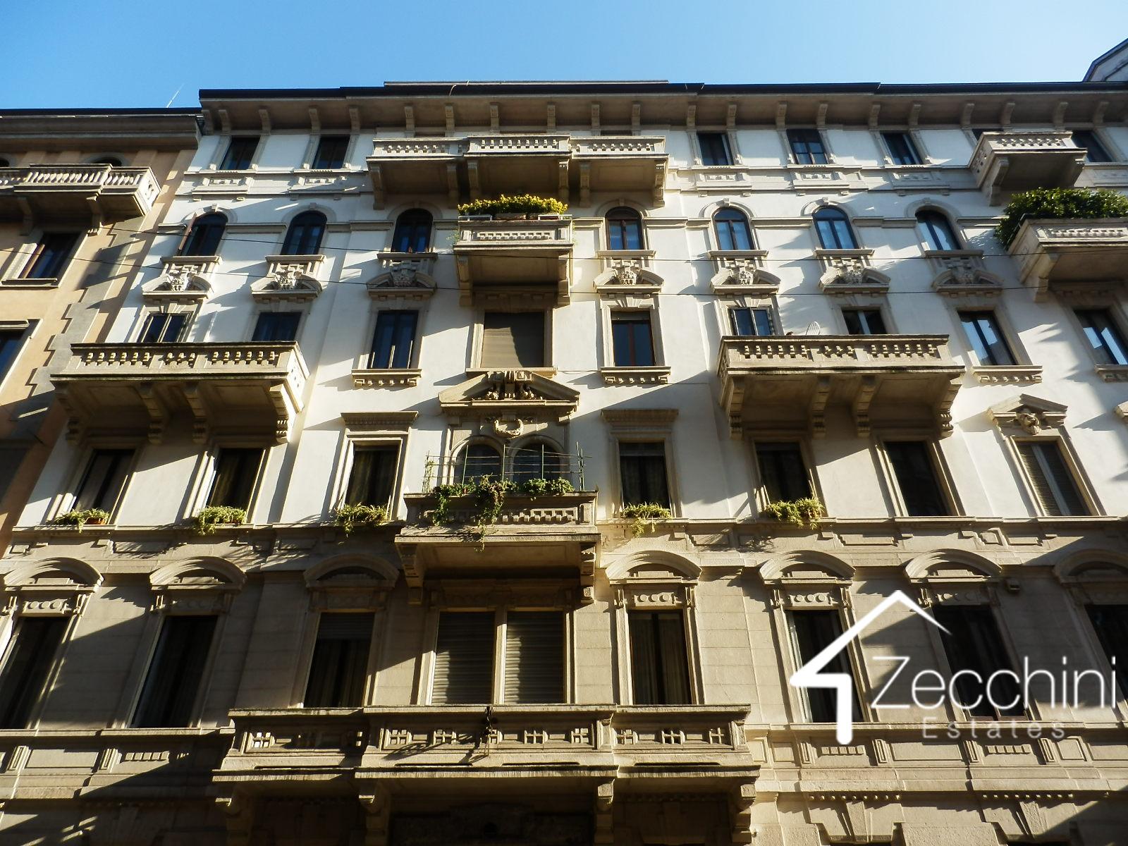 milano affitto quart: p.ta venezia zecchini estates