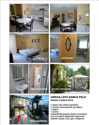 Appartamento in Affitto a Cervia