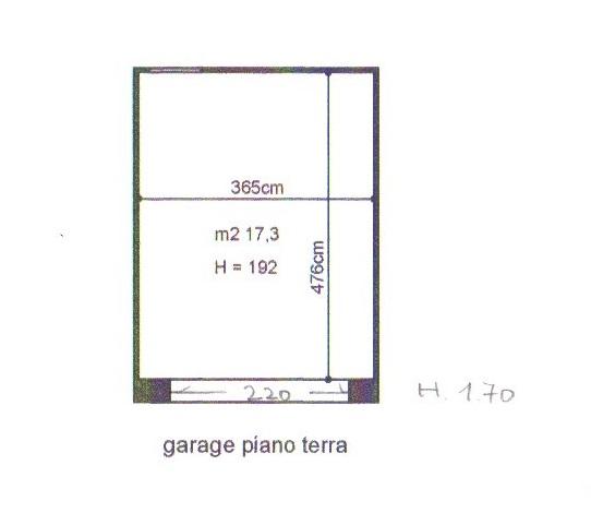 Box / Garage in affitto a San Benedetto del Tronto, 1 locali, zona Località: CENTRALEVERSOSUD, prezzo € 150 | Cambio Casa.it
