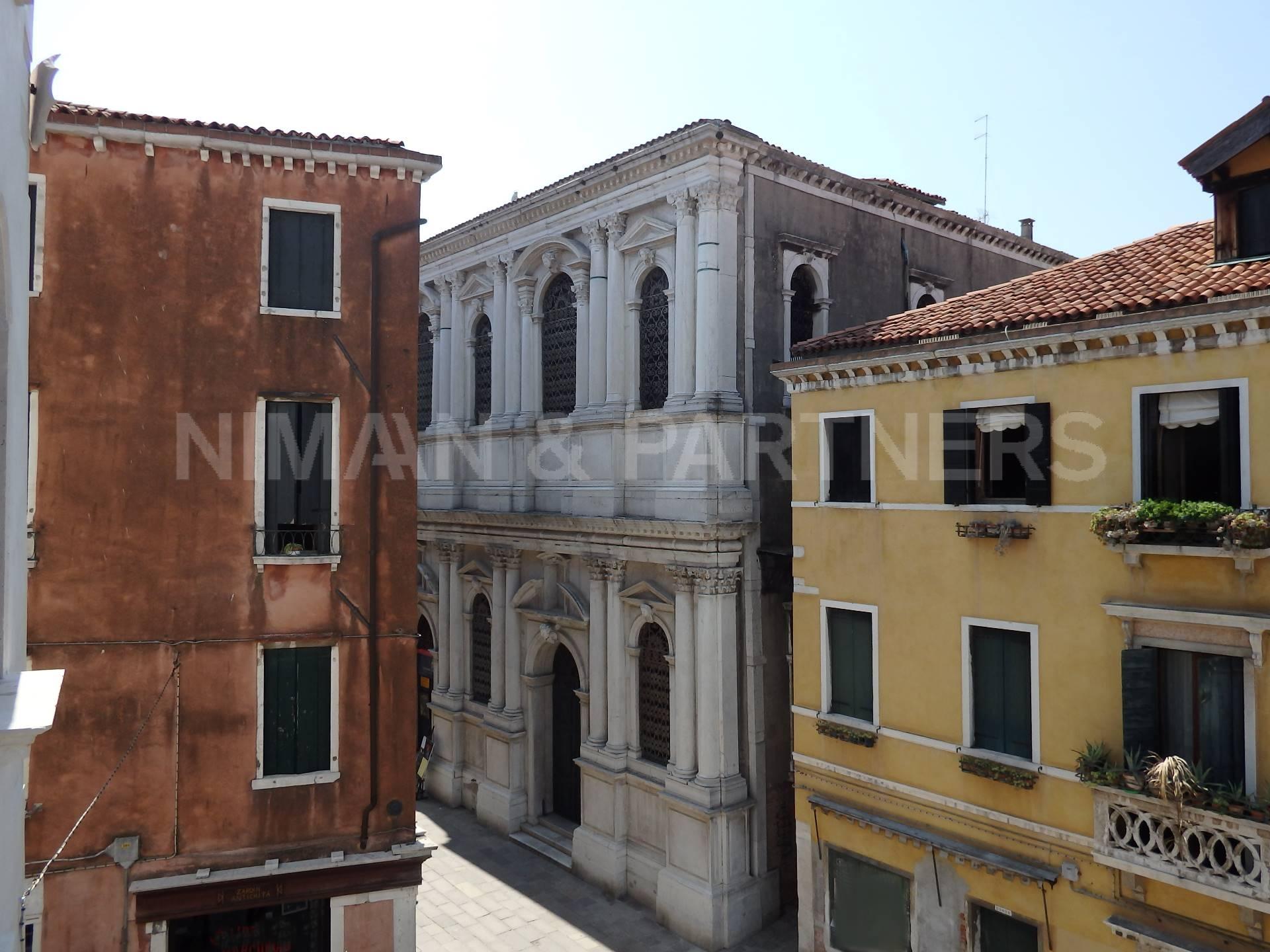 Bilocale Venezia Dorsoduro 1