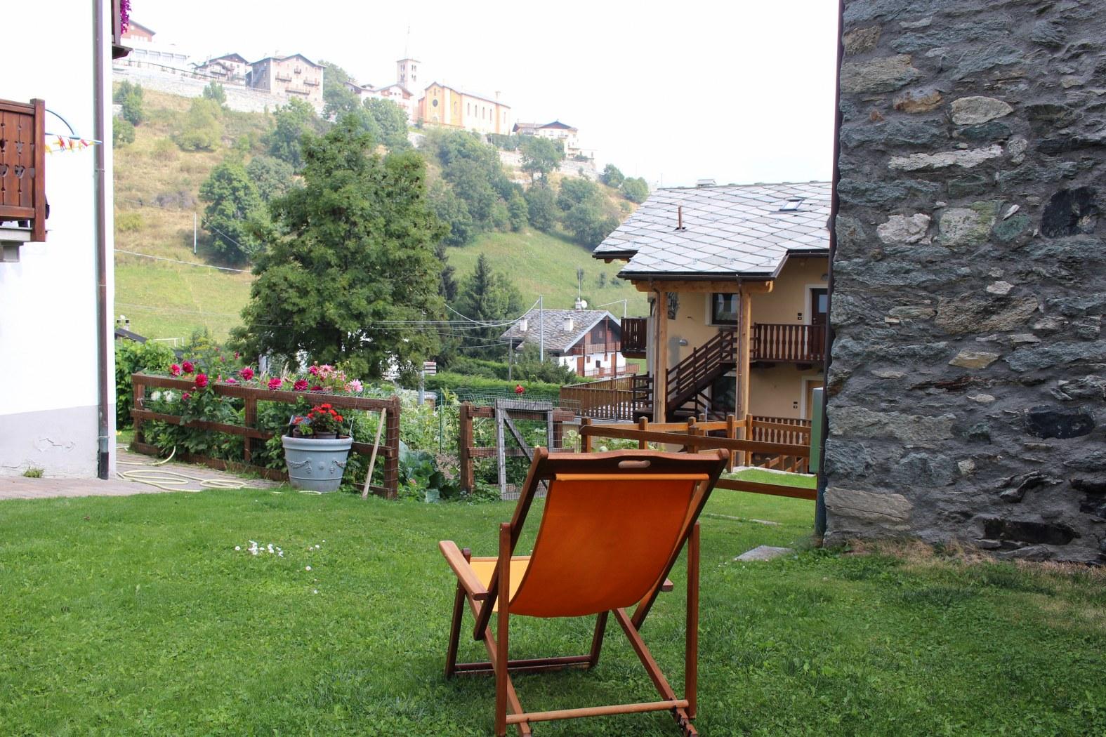 Appartamento in Vendita a Torgnon
