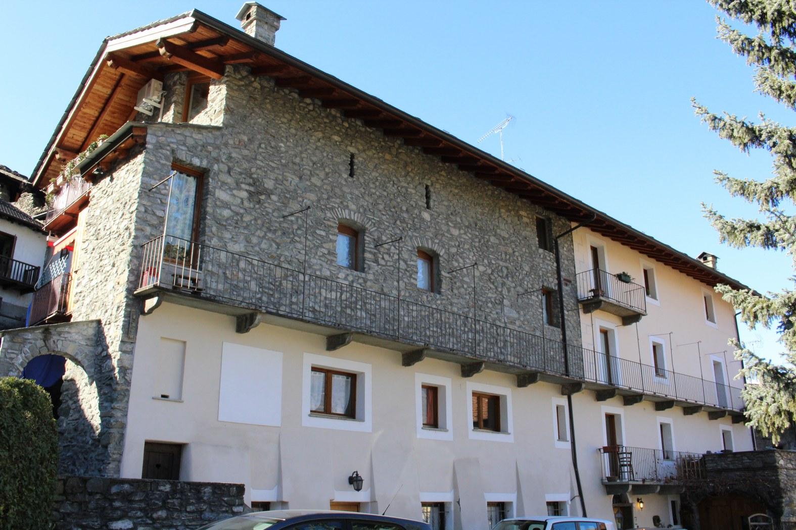 Appartamento in affitto a Pollein, 3 locali, zona Zona: Crêtes, prezzo € 450 | Cambio Casa.it