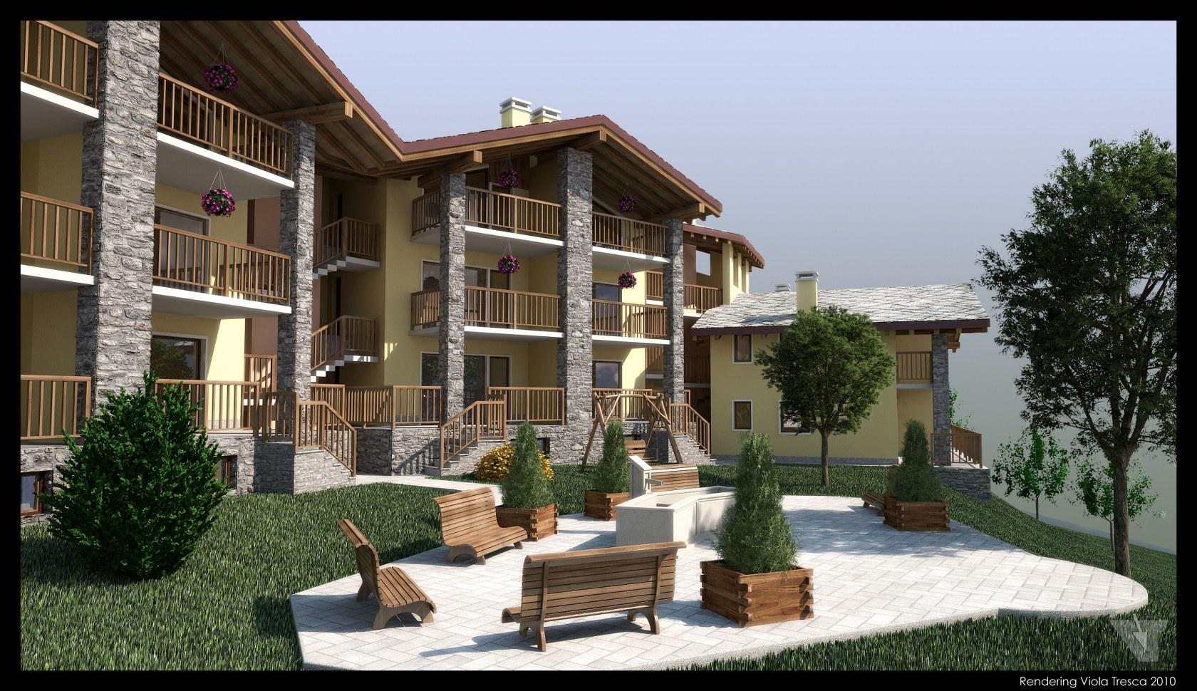 Appartamento in vendita a Quart, 2 locali, zona Zona: Villair, prezzo € 165.000 | Cambio Casa.it