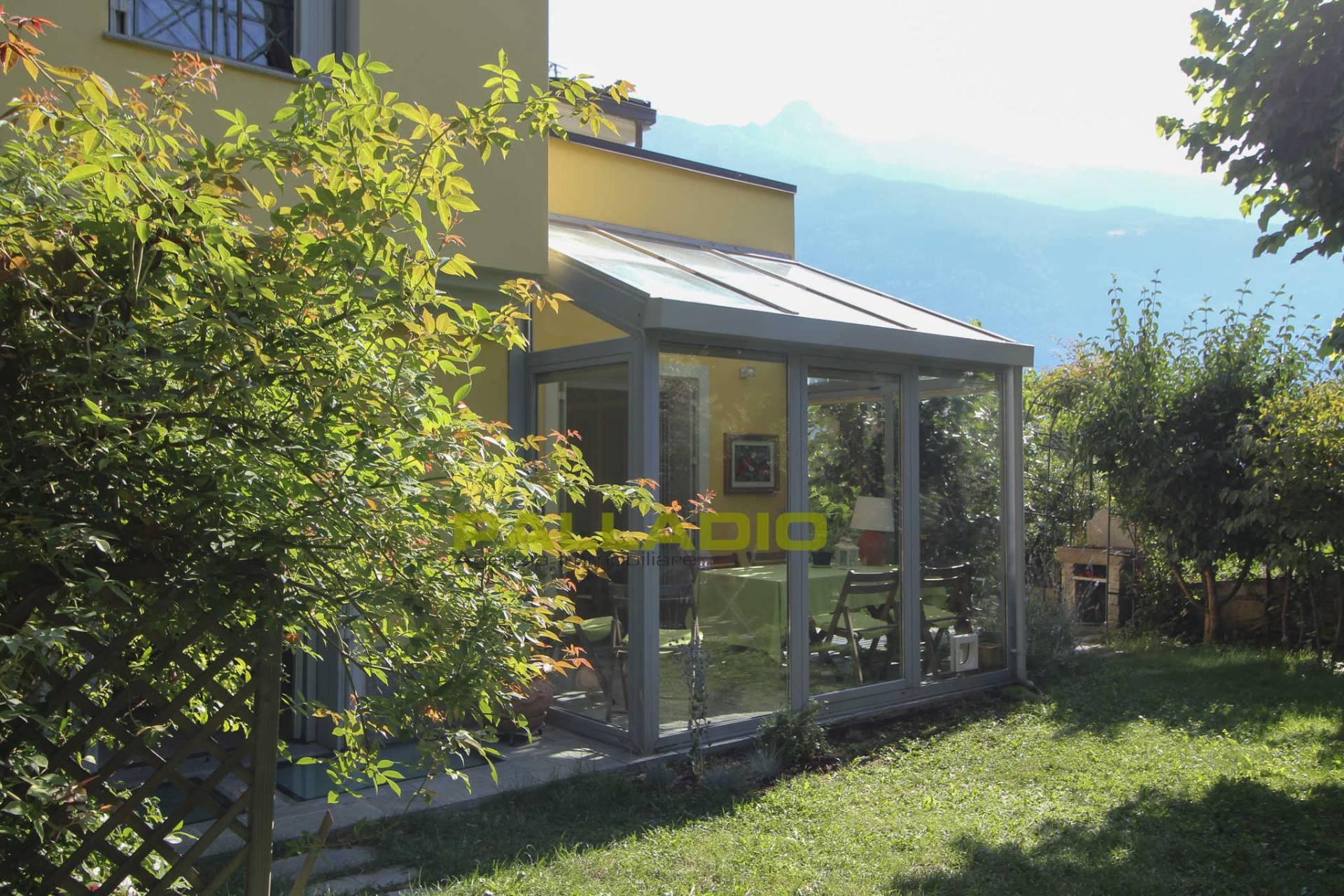Villetta in vendita a Gignod (AO)