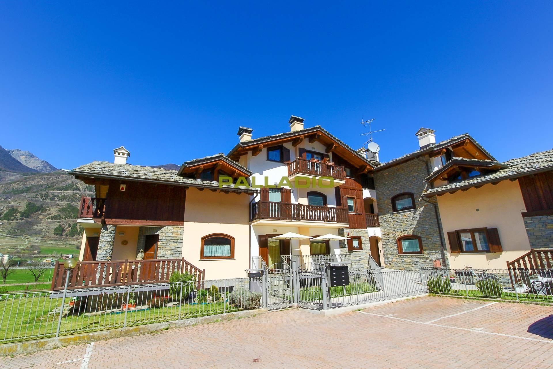 Appartamento in vendita a Jovençan (AO)