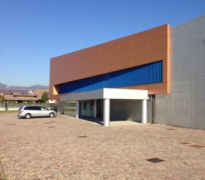 CAPANNONE ARTIGIANALE/INDUSTRIALE in Affitto a Medolago