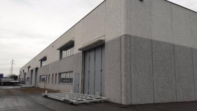 CAPANNONE ARTIGIANALE/INDUSTRIALE in Vendita a Lallio