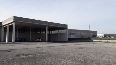 CAPANNONE ARTIGIANALE/INDUSTRIALE in Affitto a Lallio