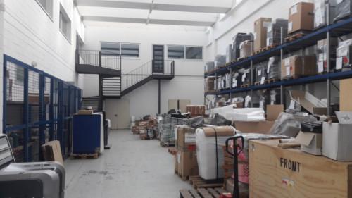 CAPANNONE ARTIGIANALE/INDUSTRIALE in Affitto a Pedrengo