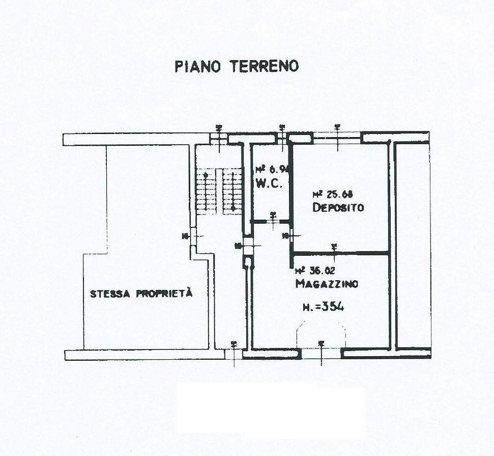 Ufficio giardino alessandria in vendita pagina 2 waa2 for 1250 piedi quadrati di casa