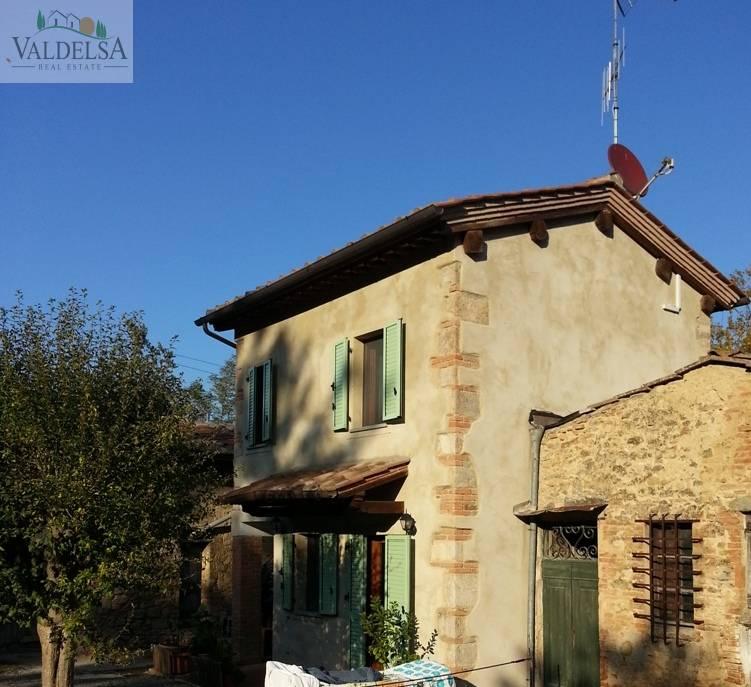 Rustico / Casale in vendita a Poggibonsi, 5 locali, zona Località: CAMPAGNA, prezzo € 260.000 | Cambio Casa.it