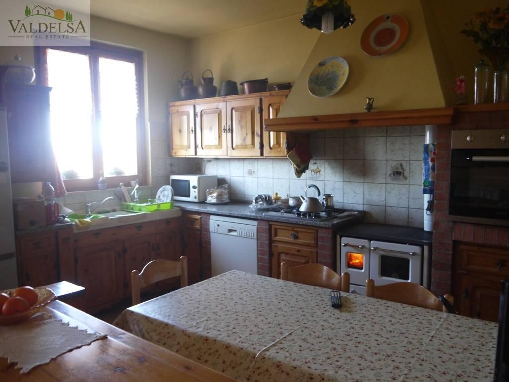 Villa in vendita a Poggibonsi, 10 locali, zona Località: CAMPAGNA, prezzo € 600.000 | Cambio Casa.it