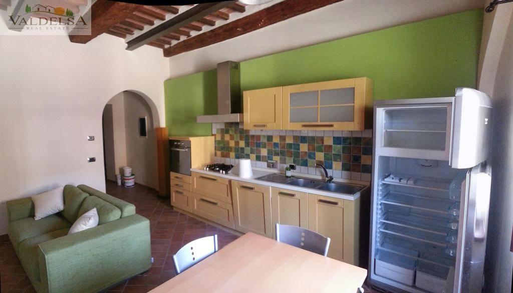 Rustico / Casale in vendita a Poggibonsi, 3 locali, zona Località: STAGGIASENESE, prezzo € 170.000 | Cambio Casa.it