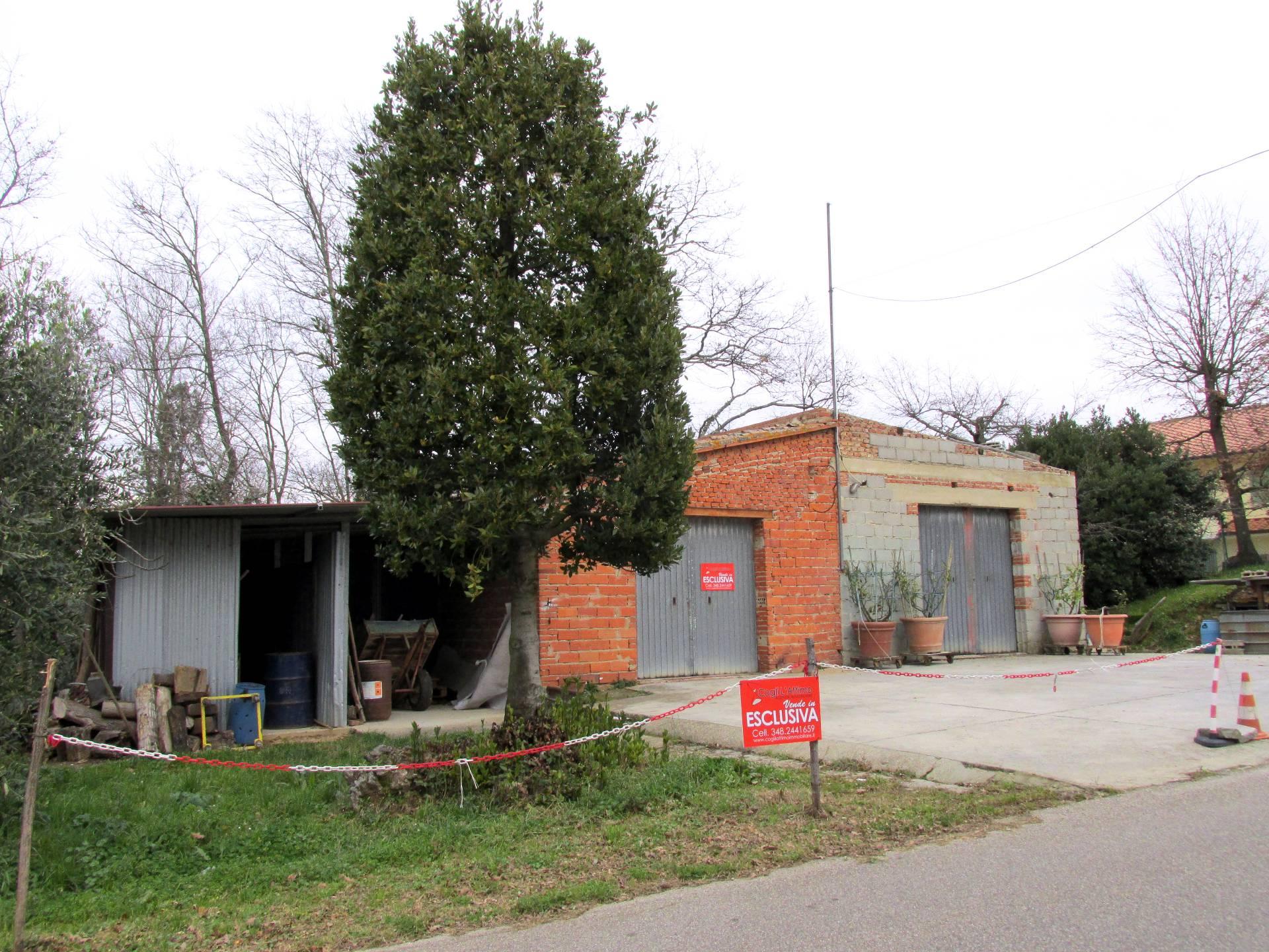 Rustico / Casale in vendita a Santa Maria a Monte, 2 locali, zona Zona: Pregiuntino, prezzo € 63.000 | Cambio Casa.it