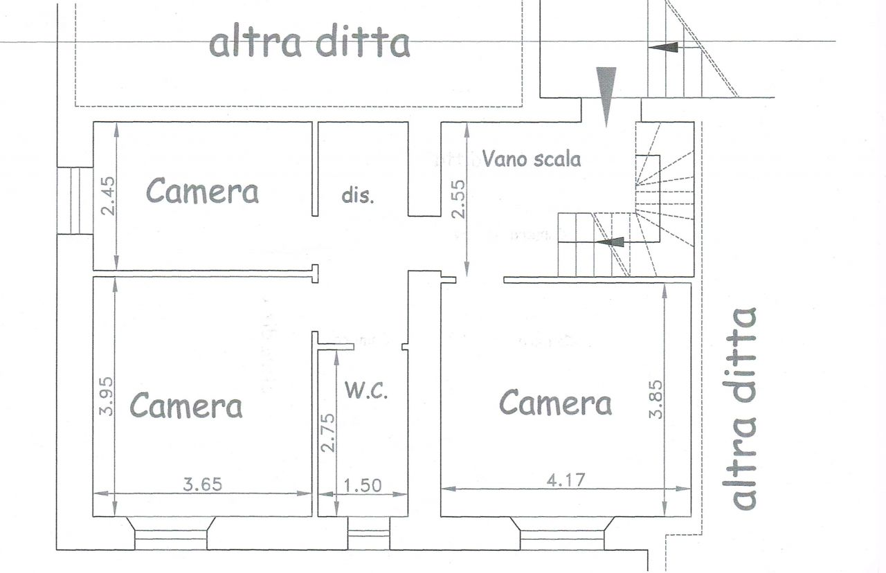 Soluzione Semindipendente in vendita a Sant'Egidio alla Vibrata, 9999 locali, prezzo € 98.000 | CambioCasa.it