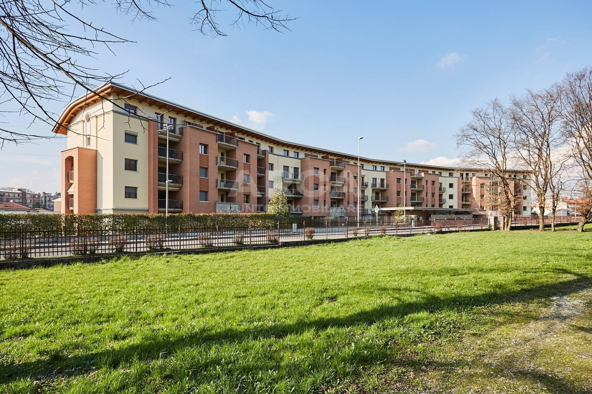 vendita appartamento carnate stazione  210000 euro  2 locali  135 mq