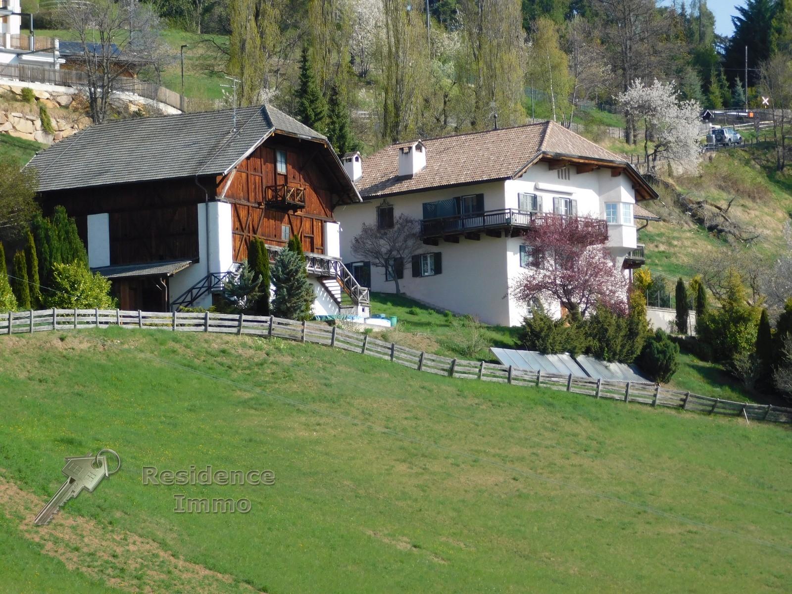 Azienda Agricola in vendita a Renon, 20 locali, zona Zona: Soprabolzano, prezzo € 2.300.000   Cambio Casa.it