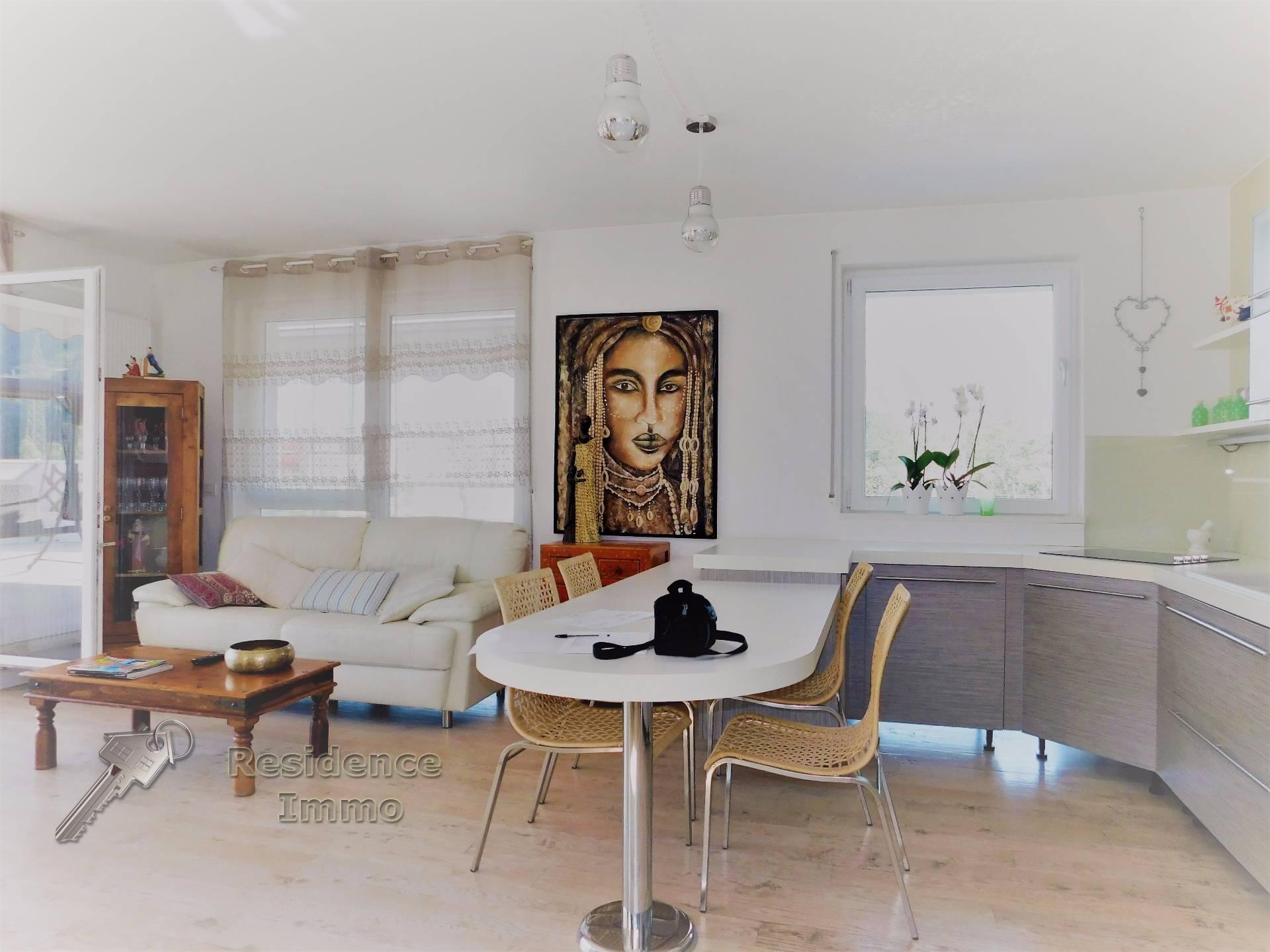 wohnung attika kaufen in bolzano bozen kodex 2074. Black Bedroom Furniture Sets. Home Design Ideas