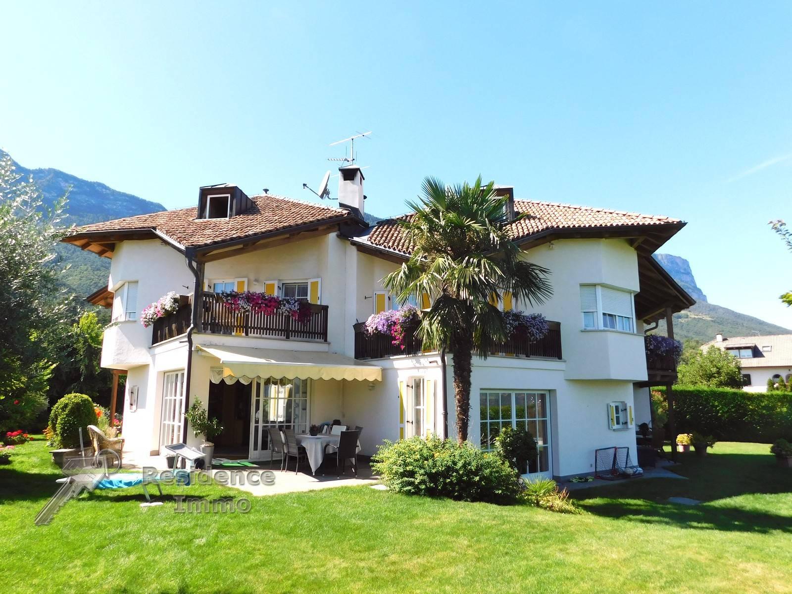 Villa in vendita a Appiano sulla Strada del Vino, 10 locali, zona Località: SanMichele, Trattative riservate   PortaleAgenzieImmobiliari.it