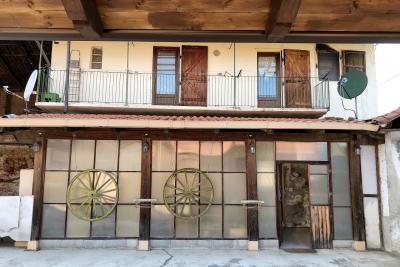 Casa semindipendente in Vendita a Borgo d'Ale