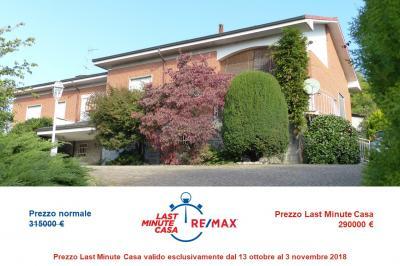 Villa in Vendita a Buronzo
