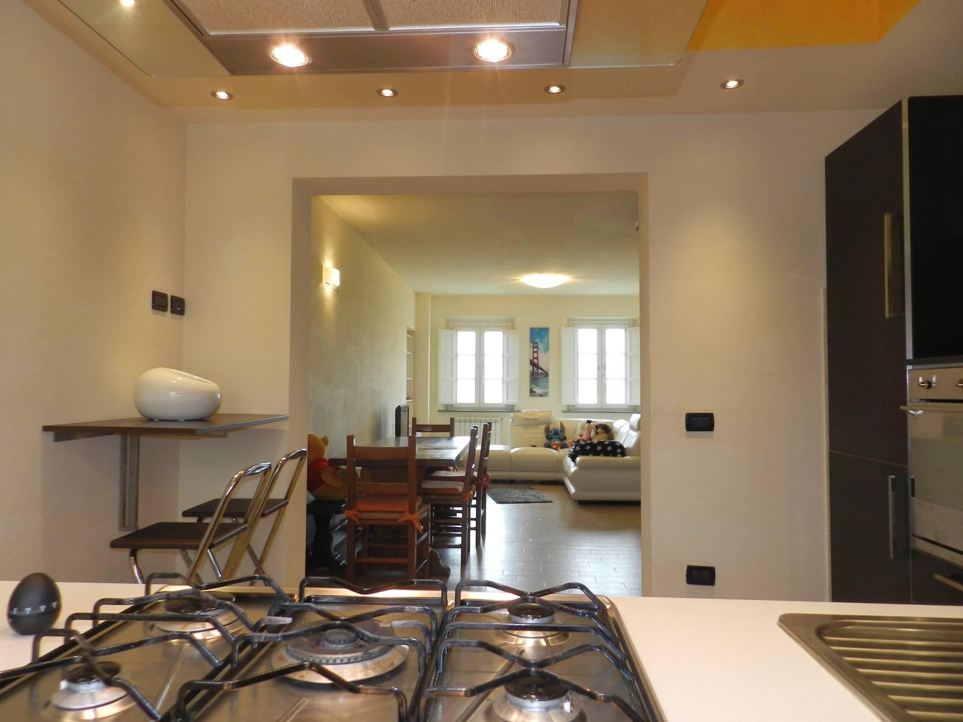 affitto appartamento lucca san pietro a vico  650 euro  4 locali  110 mq