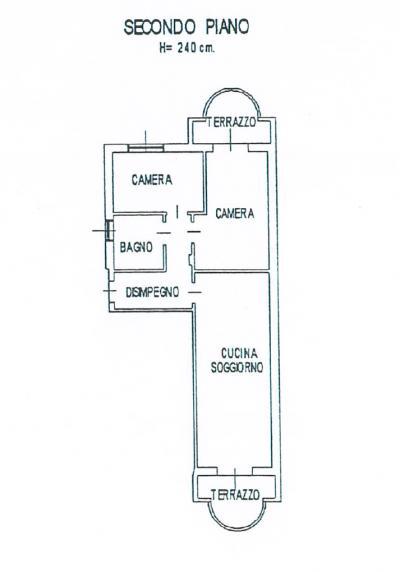 Planimetria Rif.: VD_229