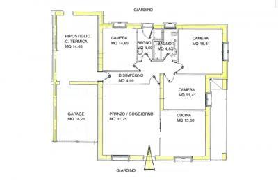 Planimetria Rif.: V_304_B