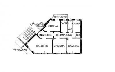 Planimetria Rif.: V_326