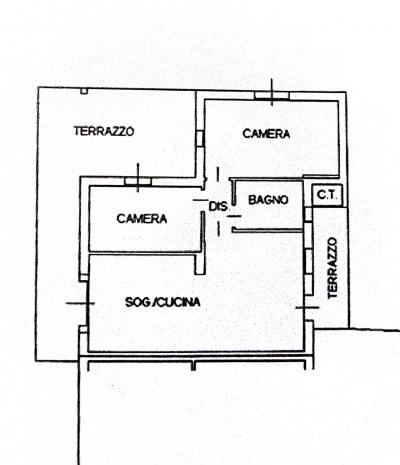 Planimetria Rif.: VD_343