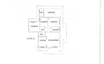 Planimetria Rif.: VDF 352