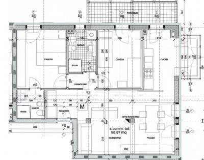 Planimetria Rif.: V_238_M