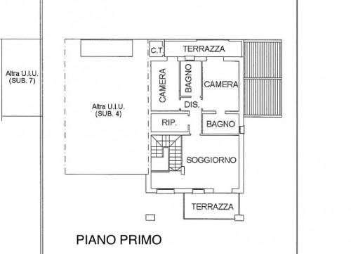 Planimetria Rif.: V_463