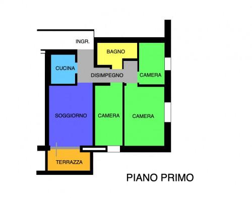Planimetria Rif.: V_461