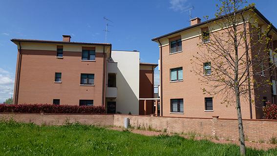 Bilocale Ferrara Via B. Pasini 3