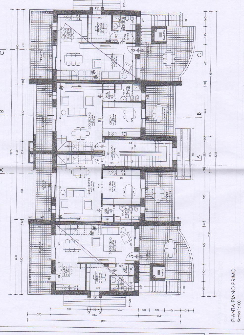 Appartamento in vendita a San Vendemiano, 5 locali, zona Zona: Cosniga, prezzo € 185.000 | Cambio Casa.it